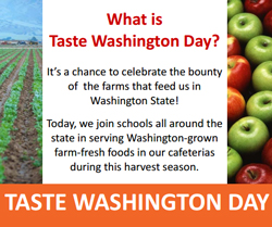 Taste Washington Day