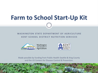 farm to school start up kit