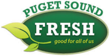 Puget Sound Fresh logo