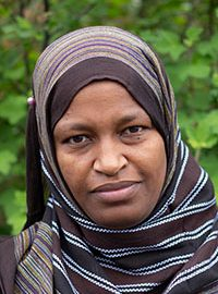 Dr. Kedija Awole