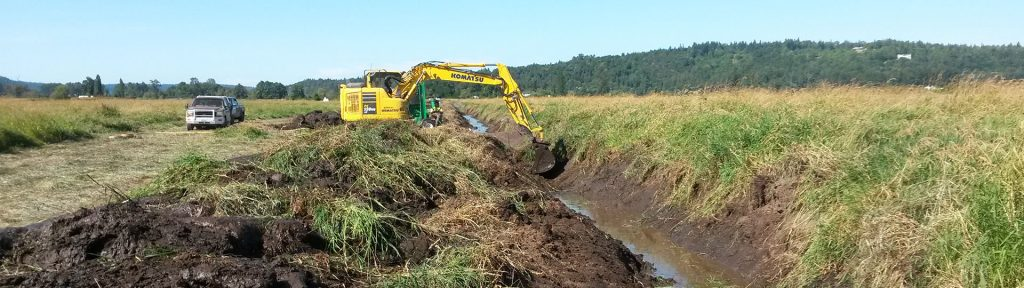 Snoqualmie 2017 Agricultural Drainage Project