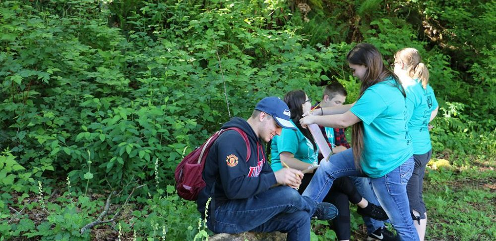 2019 Washington State Envirothon