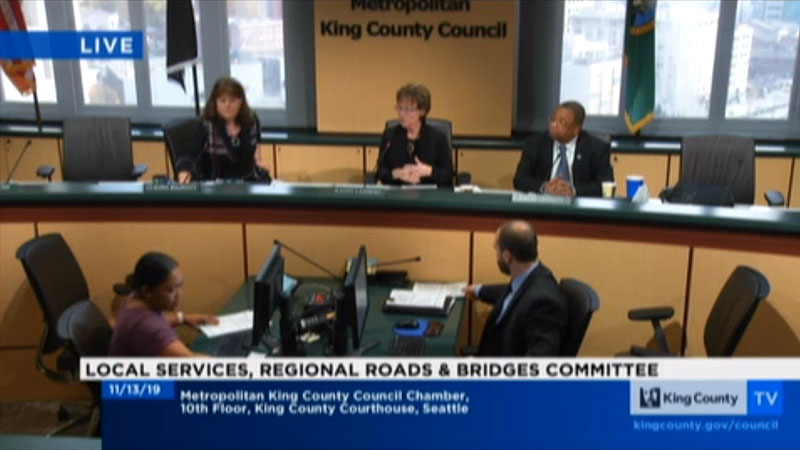 Kign County Local Services Committee