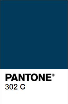 Pantone 302