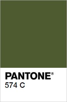 Pantone 574