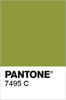 Pantone 7495